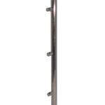 Столб из нержавеющей стали D38 для системы ограждения лестниц и веранд