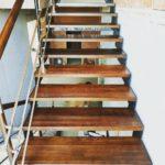 лестница «СтилЛайн» разворотная