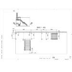 Наружная лестница Стамет-3-5
