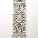 Балясина ЛеГранде 4 цветка (бриллиантовый муар) художественное литье2