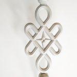 Балясина ЛеГранде Автодром (бриллиантовый муар) художественное литье2