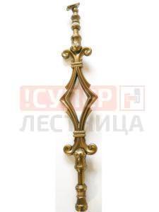 балясина-ромб-антик-бронзовый