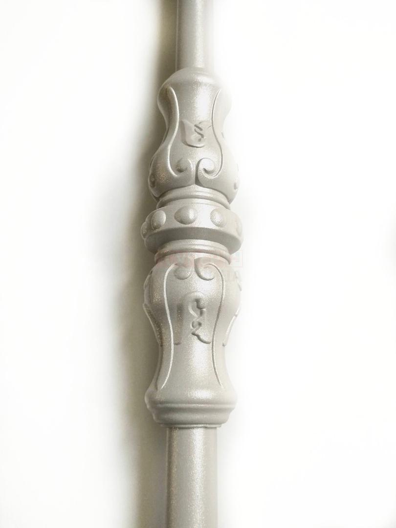 Балясина ЛеГранде Столб 83 со вставкой (бриллиантовый муар)-2